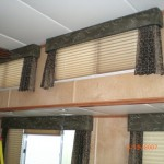 Houseboat blinds & drapes